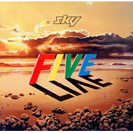 Produktbilde for Five Live (2CD)