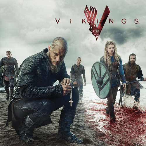 The Vikings III (Music From The TV-Series) (CD)
