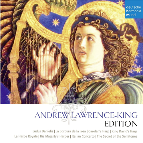 Andrew Lawrence-King Edition (10CD)