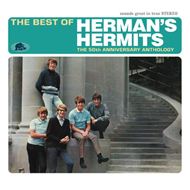 The Best Of Herman's Hermits - 50th Anniversary Anthology (2CD)