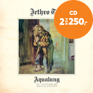 Produktbilde for Aqualung - 40th Anniversary Special Edition (Steven Wilson Mix) (CD)