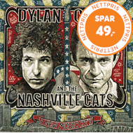 Produktbilde for Dylan, Cash & The Nashville Cats: A New Music (2CD)