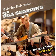The RCA Sessions (m/DVD) (CD)