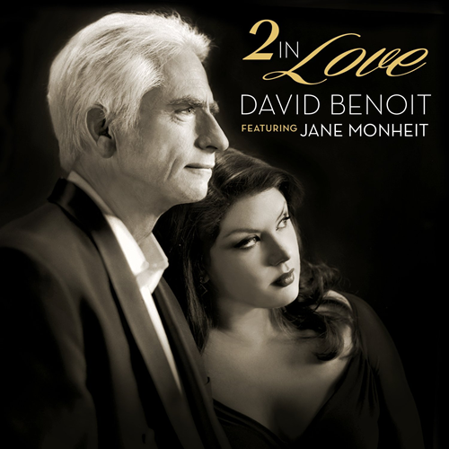 2 In Love - Feat. Jane Monheit (CD)