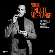 Arturo Benedetti Michelangeli - The Complete Warner Recordings (14CD)
