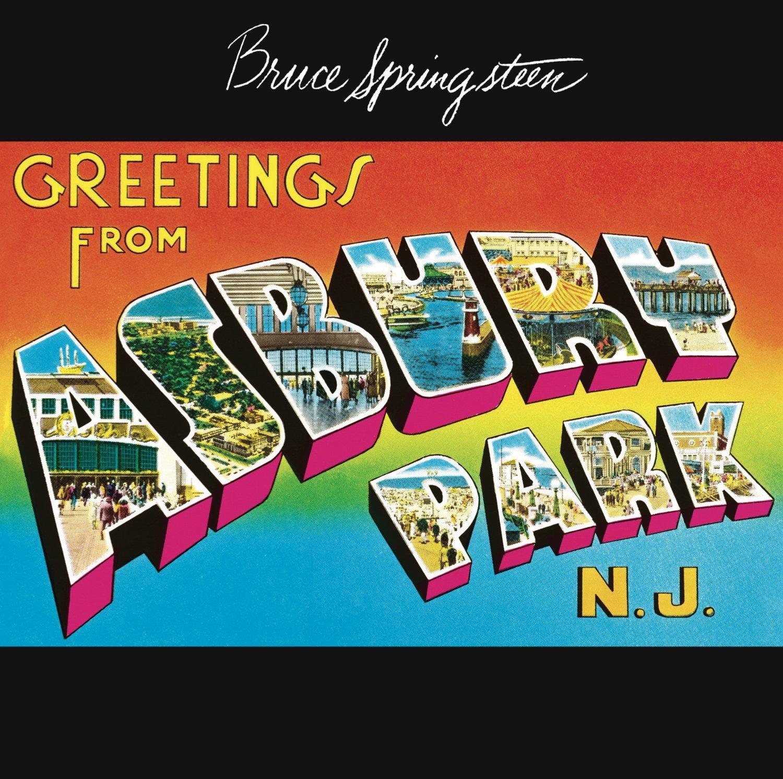 Greetings From Asbury Park N J Remastered