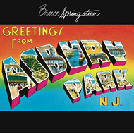 Greetings From Asbury Park, N.J. (Remastered) (CD)