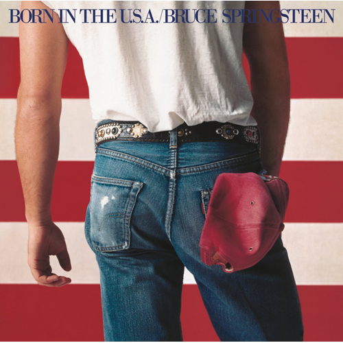 Born In The U.S.A. (Remastered) (CD)