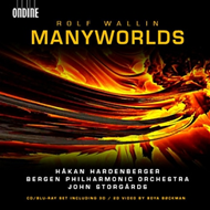 Wallin: Manyworlds (m/Pure Audio Blu-ray) (CD)