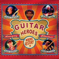 Produktbilde for Guitar Heroes (CD)