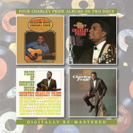 Country Charlie Pride/The Country Way/Pride Of Country Music/Make Mine Country (2CD Remastered)