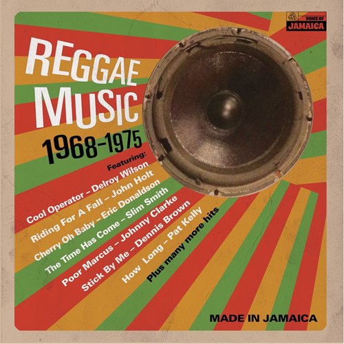 Reggae Music 1968-1975 (CD)