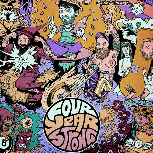 Four Year Strong (CD)