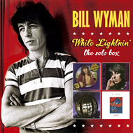 Produktbilde for White Lightnin': The Solo Box (4CD+DVD)
