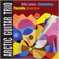 Produktbilde for Plays Villa-Lobos, Guastavino, Piazzolla, Ginastera (CD)