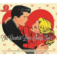 The Greatest Love Songs Ever (3CD)