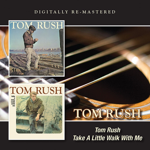 Tom Rush/Take A Little Walk With Me (Remastered) (CD)