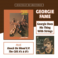 Georgie Does His Thing With Strings/Knock On Wood E.P./The CBS A's And B's (2CD Remastered)