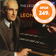 Produktbilde for The Legend Of Gustav Leonhardt (15CD)