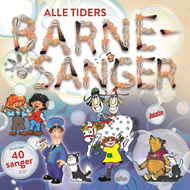 Alle Tiders Barnesanger (2CD)