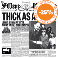 Produktbilde for Thick As A Brick - 40th Anniversary Special Edition (Steven Wilson Mix) (CD)