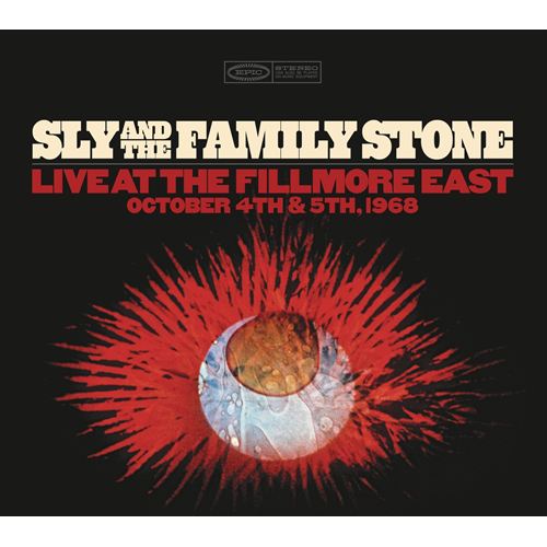 Live At The Fillmore East  October 4th & 5th, 1968 (4CD)