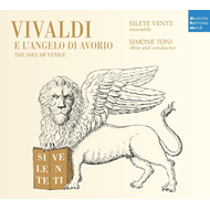 Produktbilde for Vivaldi: E L'angelo Di Avorio - The Soul Of Venice (CD)