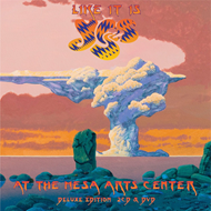 Like It Is - Yes At The Mesa Arts Center (2CD+DVD)