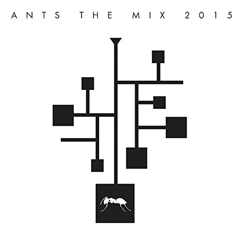 ANTS Presents The Mix 2015 (3CD)