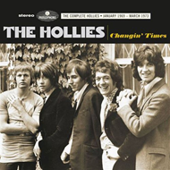 Produktbilde for Changin' Times - The Complete Hollies January 1969 - March 1973 (5CD)