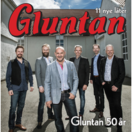 Produktbilde for Gluntan 50 År (CD)