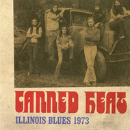 Illinois Blues 1973 (CD)