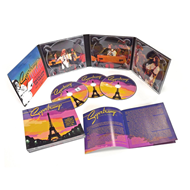 Live In Paris '79 (2CD+DVD)