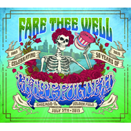Fare Thee Well - July 5th 2015 (3CD+2DVD)