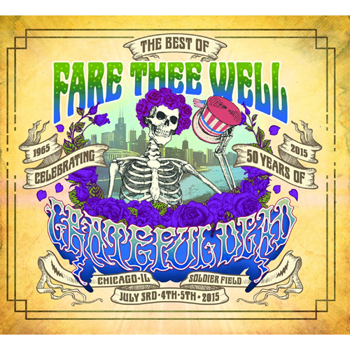 Fare Thee Well - The Best Of (2CD)