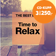 Produktbilde for The Best Ever Time To Relax (2CD)