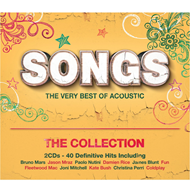 Songs - The Very Best Of Acoustic: The Collection (2CD)