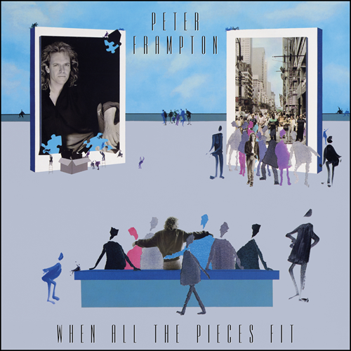 When All The Pieces Fit (CD)