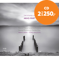 Produktbilde for The Sound Of Arvo Pärt (3CD)