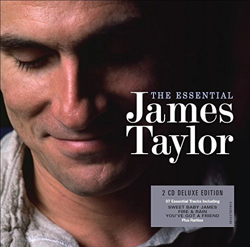 The Essential James Taylor - Deluxe Edition (2CD)