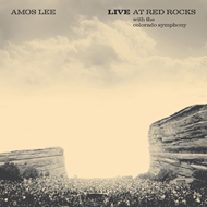 Amos Lee Live At Red Rocks With The Colorado Symphony (CD)