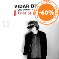 Produktbilde for Tung Ørn Flyr Lavt - Best Of Busk (2CD)