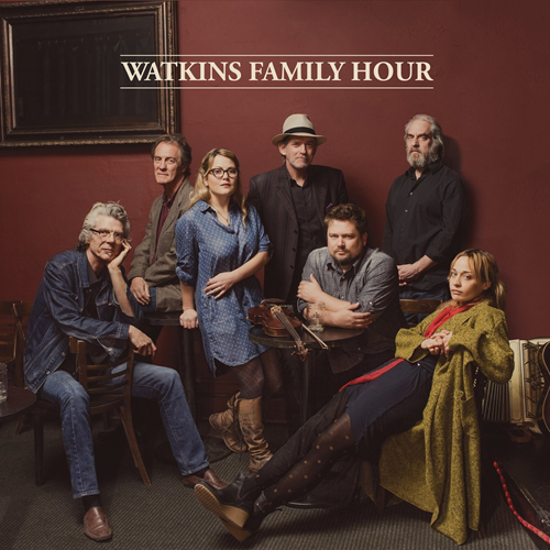 Watkins Family Hour (CD)