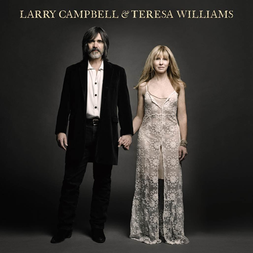Larry Campbell & Teresa Williams (CD)