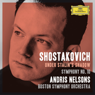 Produktbilde for Shostakovich Under Stalin's Shadow - Symphony No. 10 (CD)