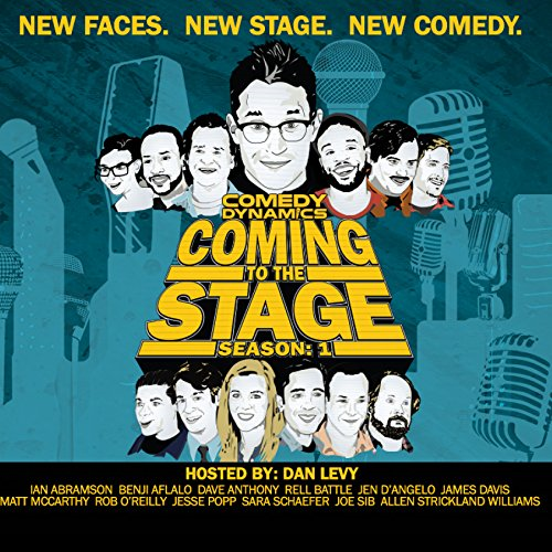 Comedy Dynamics: Coming To The Stage - Season 1 (2CD)