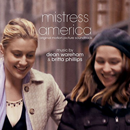 Mistress America - Original Soundtrack (CD)