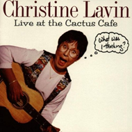 Live At Cactus Cafe: What Was I Thinking? (CD)