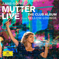 Anne-Sophie Mutter - Live From Yellow Lounge (CD)
