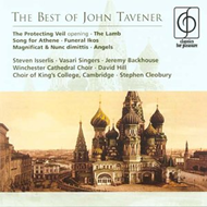 The Best Of John Tavener (CD)